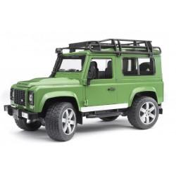 4x4 Land Rover Defender vert - Bruder