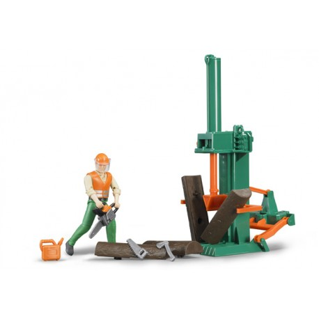 Set-forestier-avec-figurine