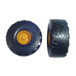 Lot de 2 paires de roues de benne TP Joskin Trans KTP 22/50