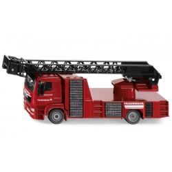 Camion Man Echelle de pompiers - Siku