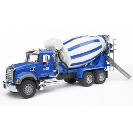 Camion-ciment-Mack
