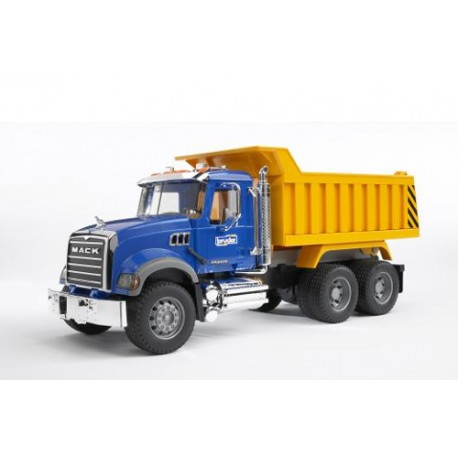Camion-benne-MACK-Granite