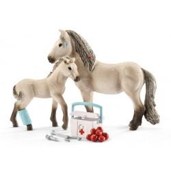 Kit de secours d'Horse Club Hannah - Schleich