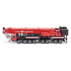 Grue Mega Lifter rouge