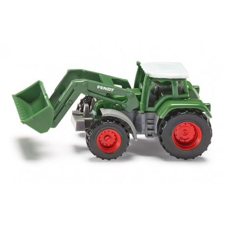 Tracteur-Fendt-avec-chargeur