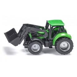 Tracteur Deutz avec chargeur - Siku 1043