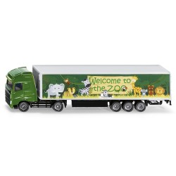 "Camion semi-remorque ""zoo"" - Siku 1627"