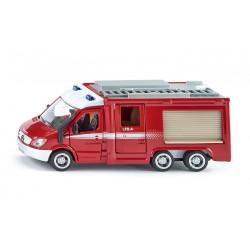 Mercedes-Benz Sprinter 6x6 Pompiers - Siku 2113