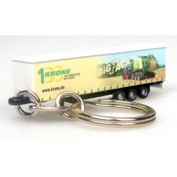 Porte-clés remorque Krone Big Pack - UH