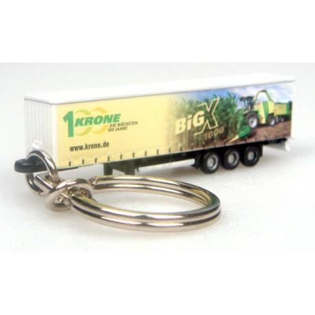 Porte-clés-remorque-Krone-Big-X