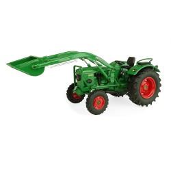 Tracteur Deutz Fahr D 60 05 avec chargeur - Universal Hobbies