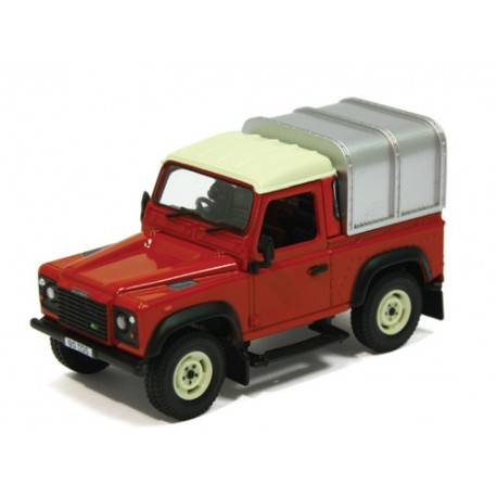 4x4-Land-Rover-Defender-90-rouge