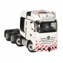 Tracteur MB Actros Giga Space SLT blanc - NZG