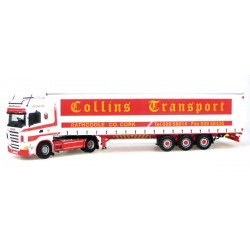 Camion Scania COLLINS TRANSPORT - UH