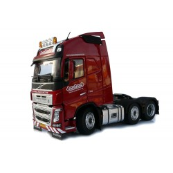 Tracteur Volvo FH16 6x2 rouge Nooteboom - Marge Models