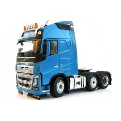 Tracteur Volvo FH16 6x2 bleu - Marge Models
