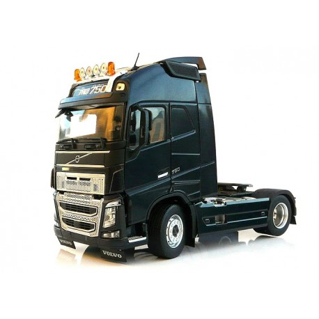 Tracteur Volvo FH16 4x2 anthracite- Marge Models