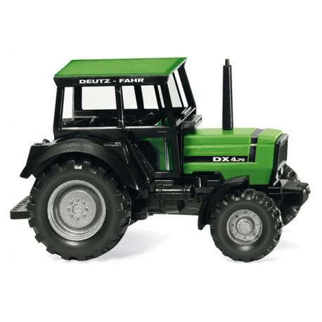 Tracteur Deutz-Fahr DX 4.70 1/87 - Wiking