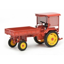 Tracteur Fortschritt RS09-GT 124 pick-up - Schuco