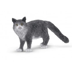 Chat Maine Coon - Schleich
