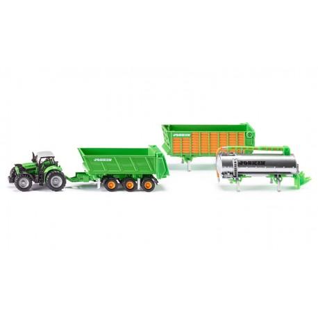 Tracteur-Deutz-avec-Kit-de-remorques-Joskin