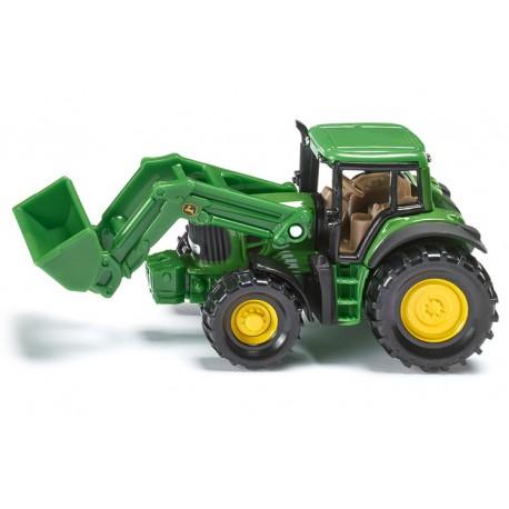 Tracteur-John-Deere-avec-chargeur