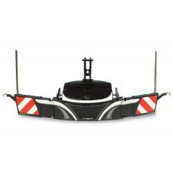 Tractorbumper safetyweight 800 kg noir - UH