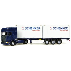 Camion-container-Scania-R580---Schenker--