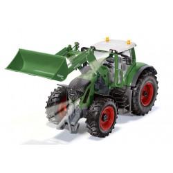 Tracteur Fendt 933 avec chargeur RC Appli Bluetooth - Siku