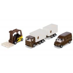 Set transports UPS - Siku 6324