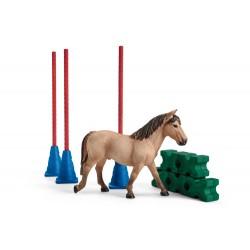 Slalom pour poney - Schleich