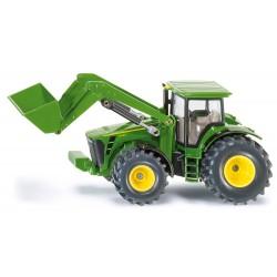 Tracteur John Deere 8430 avec chargeur - Siku
