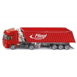 Camion-MB-Actros-avec-benne-Fliegl