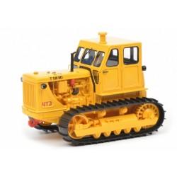 Tracteur à chaînes T100 M3 jaune - Schuco