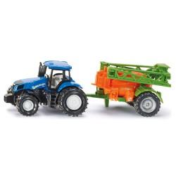 Tracteur-NH-T8.390-avec-pulvérisateur-Amazone