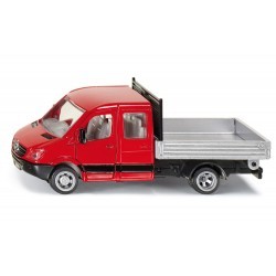 Camion MB Sprinter avec plateau - Siku