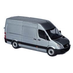 Mercedes-Benz Sprinter gris - Marge Models