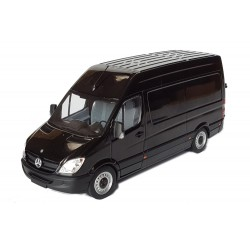 Mercedes-Benz Sprinter noir - Marge Models
