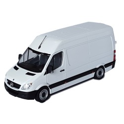 Mercedes-Benz Sprinter blanc - Marge Models