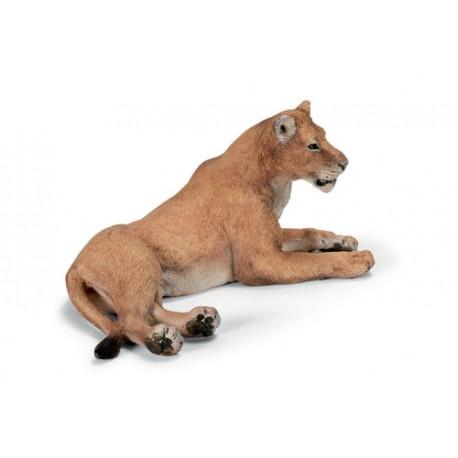 Lionne-couchée