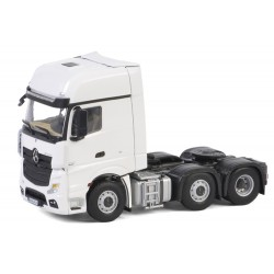 Tracteur MB MP4 Giga Space 6x2 blanc - WSI
