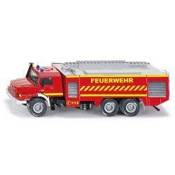 Camion pompiers Mercedes Zetros
