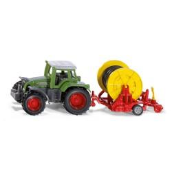 Tracteur Fendt 926 avec enrouleur