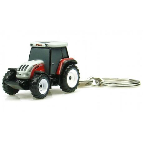 Porte-clés-tracteur-Steyr-9105-MT