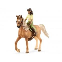 Horse Club Sarah & Mystery - Schleich