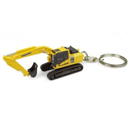 Porte-clés pelle Komatsu PC210LC-11 - UH