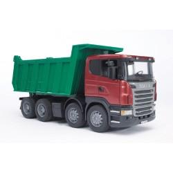 Camion-benne-Scania-Série-R