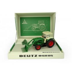 Coffret Deutz-Fahr D6005 avec chargeur - Universal Hobbies