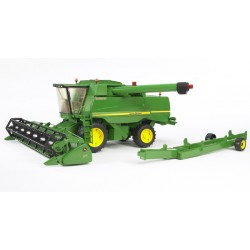 Moissonneuse-batteuse John Deere T670i - Bruder