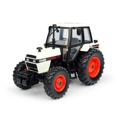 Tracteur Case 1494 4WD blanc/noir - Universal Hobbies